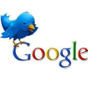 alianza google twitter integracion